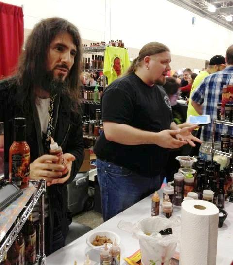 Bumblefoot &amp; Brimstone