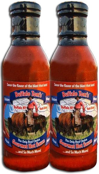 Buffalo Tom&#039;s Gourmet Hot Sauce