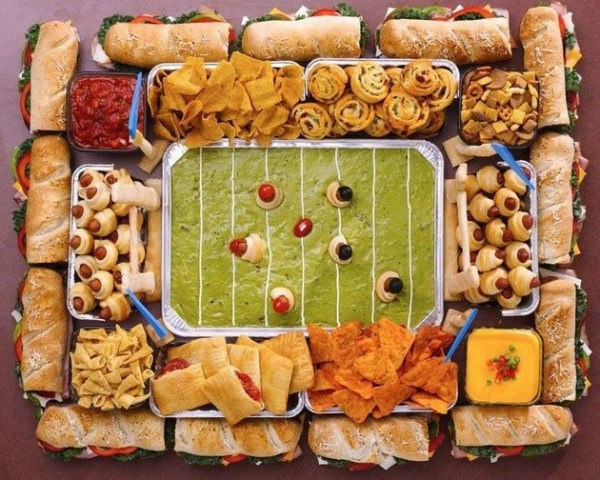 Super Bowl Spicy Spread