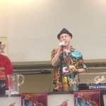 Ken Alexander introduces the Bloody Mary Mix-off