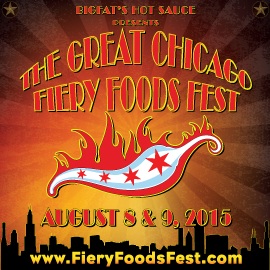 The Great Chicago Fiery Food Festival